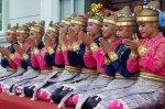-Gadis Aceh membawakan tarian-3