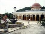 masjid agung istiqamah